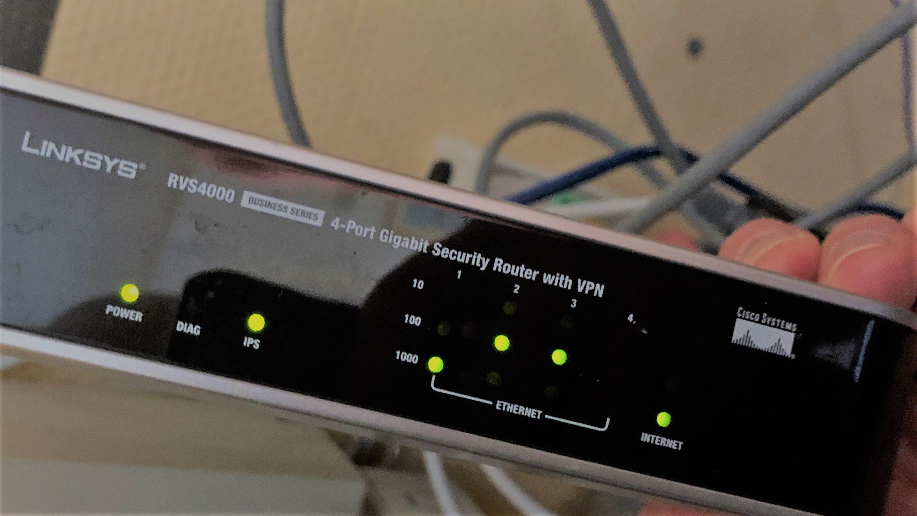 Cisco netværk