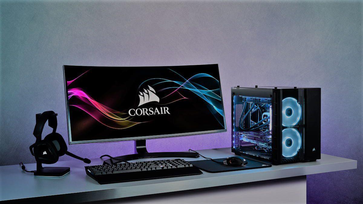corsair gaming pc
